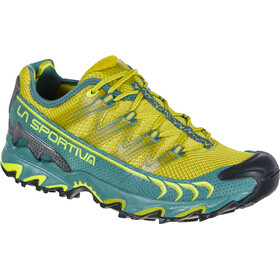La Sportiva Ultra Raptor Running Shoes Men pine/kiwi